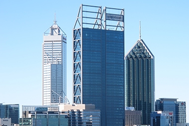Brookfield place for 125 st georges terrace perth western australia